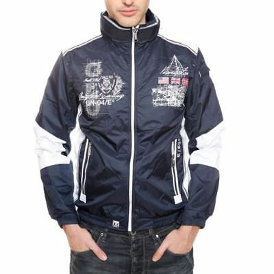 GEOGRAPHICAL NORWAY - Blouson Chrome Homme - 20005868-Evening Sand - [XXL] NEUF