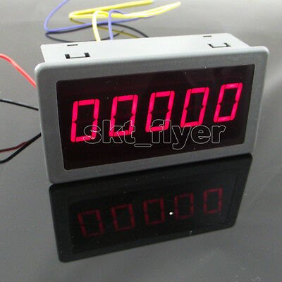 "DC 5V 0.56"" Red LED Digital Counter & Timer & Meter count Multi-function 79*43mm"