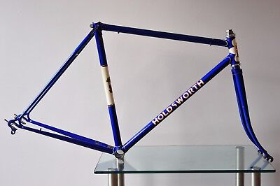 Vintage Holdsworth Mistral 51cm Reynolds 531 frame. 1960s. Beautiful original