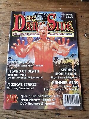 The  Dark Side     Magazine   Issue  No  96     April /may  2002