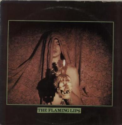 """Flaming Lips The Flaming Lips EP - Red ... 12""""  record (Maxi) USA"""