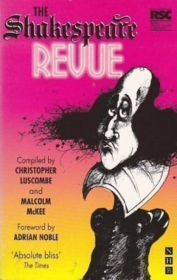 The Shakespeare Revue-Christopher Luscombe