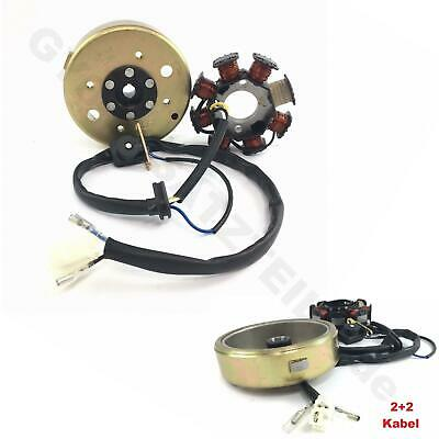 STATOR ROTOR  z.B. BAOTIAN REX RS PEUGEOT KYMCO CHINA ROLLER SCOOTER MOPED ATV