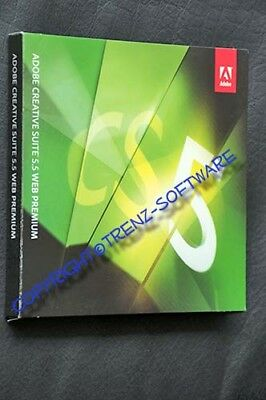 Adobe Creative Suite 5.5 Web Premium deutsch Windows - incl. MwSt. CS5.5