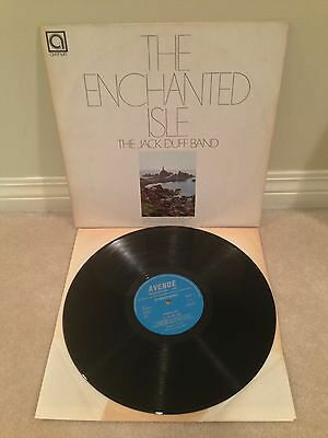The Jack Duff Band 'The Enchanted Isle' Avenue records 71 rare(ft Kenny Wheeler)