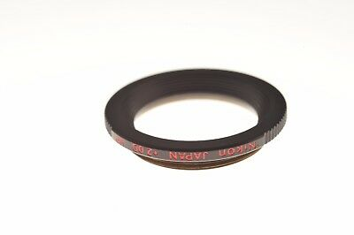 Nikon eyepiece correction +2.0D. In MINT condition. Round screw-in F3/F3HP/F3/T