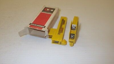 Cutler Hammer D40Rpb-2 3 Amp 300 Vac 1Nc For D40 Relay 2/pck Reed Relay Pole Nib