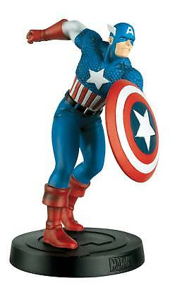 "Marvel Fact Files Classic Special #2 ""captain America"" Figurine (Eaglemoss)"