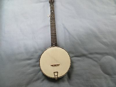 6 string banjo     Lyon and Healy