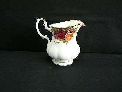 Royal Albert Milk / Cream Jug - Old Country Roses