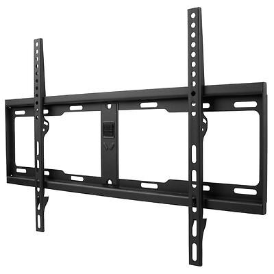 """One For All 32-84"""" Flat Solid Universal TV Wall Bracket Mount New"""