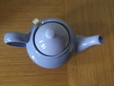 Price & Kensington 6 Cup Filter Teapot Lilac New In Box