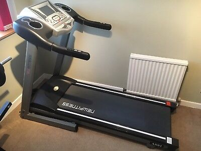 New Fitness Treadmill