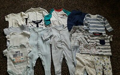 Boys  Bundle 0-3 Months