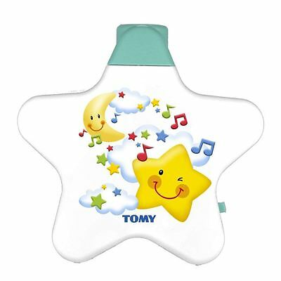 Tomy Y7585 White Baby Bedtime Soothing Lullabies Starlight Dreamshow