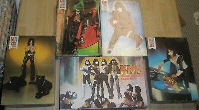 Complete Set of 4 KISS Series 4990 Puzzles with Kiss Jigsaw Casse-tete Puzzle