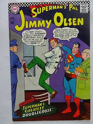Superman's Pal Jimmy Olsen #102   Silver Age   Superman  1967