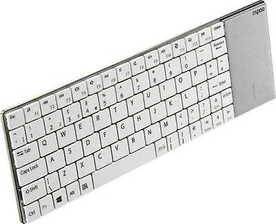 "Rapoo E2710 Wireless Multimedia Touch Keyboard ""583079"""