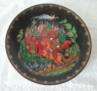 Chinese Deco Plate