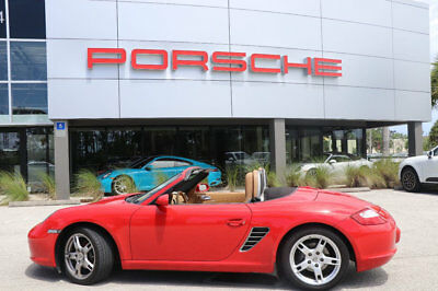 2008 Porsche Boxster 2dr Roadster Remarkable 2008 Porsche Boxster! Only 45k Miles! In Excellent Condition!