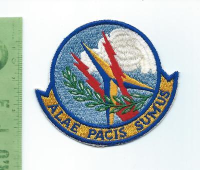 US Air Force USAF  4137th  A & E Armament Electronics Squadron patch
