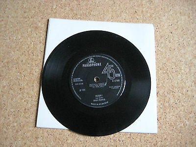 "DEEP PURPLE original 7""single HUSH from 1968"