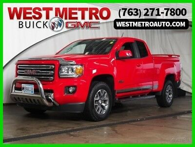 2015 GMC Canyon 4WD Ext Cab 128.3 SLE 2015 4WD Ext Cab 128.3 SLE Used 3.6L V6 24V Automatic 4WD OnStar