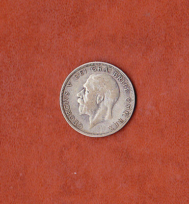 UK/GB 1930 ONE FLORIN (Two Shilling), VERY NICE, GREAT PRICE - REDUCED