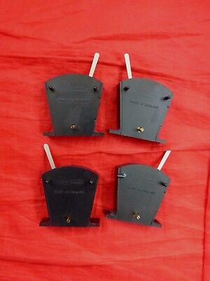 4 X Hornby Oo Gauge Lever Switches