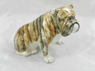 GOLDSCHEIDER MYOTT - Staffordshire Bull Dog 847 - Art Deco Animal Ornament