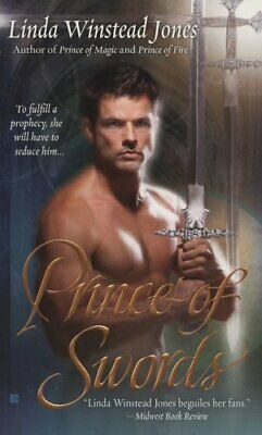 Prince of Swords (Berkley Sensation) by Linda Winstead Jones Book The Cheap Fast