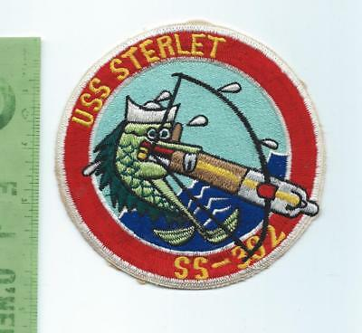 US Navy USN USS Sterlet SS 392 Submarine  patch