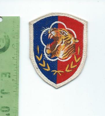 Republic of China Taiwan 26th Infantry Division   patch