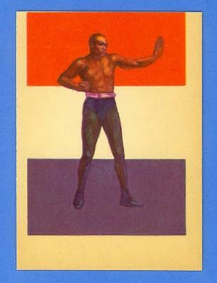 Jack Johnson - Jabber 1956 Topps R749 Adventure #32 - Mint Condition!!!