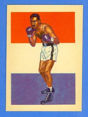 Ezzard Charles - All-Star Athlete 1956 Topps R749 Adventure #42 - Mint!!!