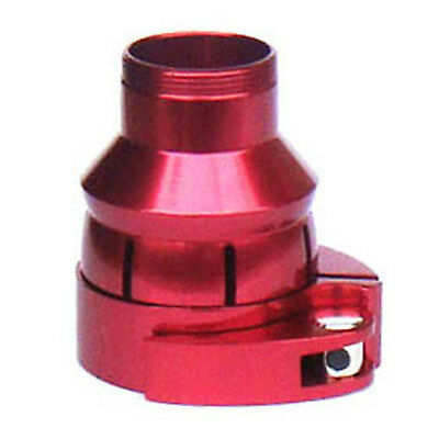 New Ion Clamping FeedNeck feed neck (Polished red)
