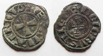 ZURQIEH -aa8594- Crusaders, Latin Kingdom of Jerusalem. Baldwin III (1143-1163).