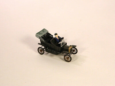 HO 1/87 Plastic Vehicles BUILT Jordan Highway Miniatures 1920s MODEL A FORD