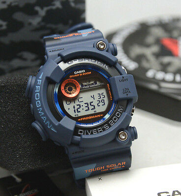 Casio G-Shock FROGMAN Master of G Camouflage Limited Edition Watch GF-8250CM-2DR