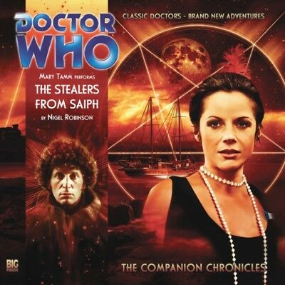 The Stealers from Saiph (Doctor Who: The Companion Chronicles) (A...