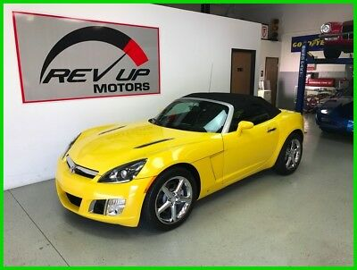 2008 Saturn Sky Red Line 2008 Saturn Sky RED LINE 5 Speed Turbo Pristine LOW Mile Collector FINANCING