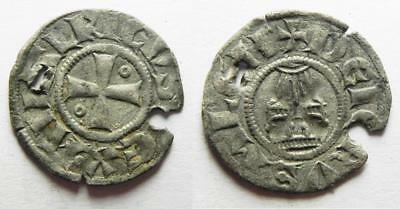 ZURQIEH -aa8693- Crusaders, Latin Kingdom of Jerusalem. Baldwin III (1143-1163).