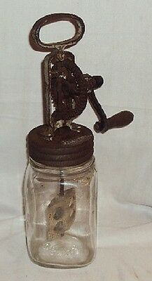 Vintage Butter Churn Jar no.10 MADE IN GERMANY Working condition Collector Item