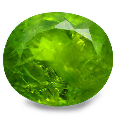 17.90 Ct Amazing Rare 100% Natural Green Pakistan Peridot