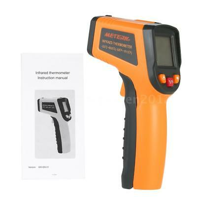 LCD Non-Contact IR Infrared Digital Temperature Thermometer Test -50~600°C K6S5