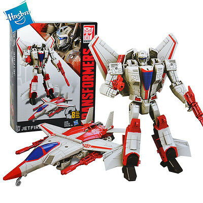 Uk Hot Transformers Generations Jetfire Leader Class Robot Action Figures Toy
