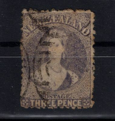 P38724/ New Zealand / Scott # 18 Obl / Used 465 €