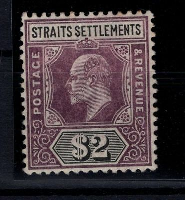 P38774/ Straits Settlements / Y&t # 106 Neuf * / Mh 160 €