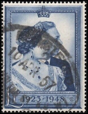 Great Britain #268 Used