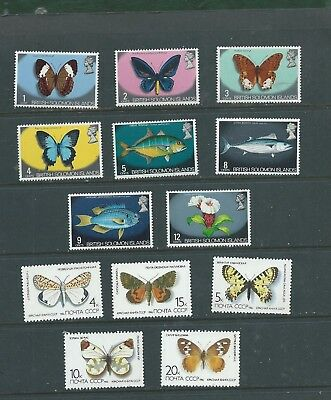 Butterflies Insects Beetles Fish Bees stamps & minisheet Nicaragua Zambia etcMNH